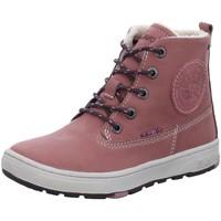 Schuhe Mädchen Schneestiefel Lurchi By Salamander Schnuerstiefel Doug-Tex Winterboot 33-14779/43 rosa