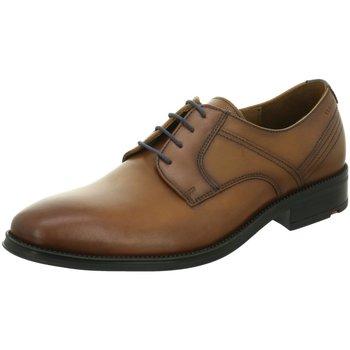 Schuhe Herren Richelieu Lloyd Business Schnürhalbschuh GALA 28-603-13 braun