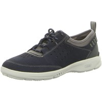 Schuhe Damen Sneaker Low Rockport Schnuerschuhe TRUFLEX W TIE V82978 blau