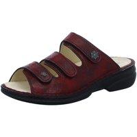 Schuhe Damen Pantoffel Finn Comfort Pantoletten MENORCA-S 82564037147 037147 rot