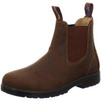 Schuhe Herren Boots Blue Heeler 524 Outback braun