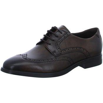 Schuhe Herren Derby-Schuhe Ecco Business Melbourne 621664.01482 braun