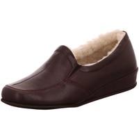 Schuhe Damen Hausschuhe Rohde 630748 braun