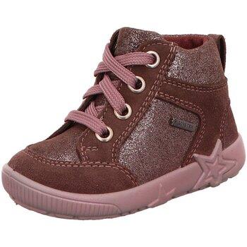 Schuhe Mädchen Low Boots Superfit Schnuerschuhe 09444-90 lila