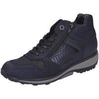 Schuhe Damen Sneaker High Xsensible Schnuerschuhe Filly 30026.2.253 blau
