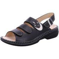 Schuhe Damen Sandalen / Sandaletten Finn Comfort Sandaletten SALONIKI 2557900418 schwarz