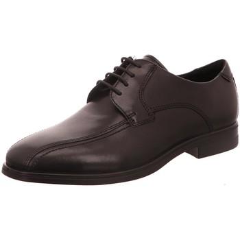 Schuhe Herren Derby-Schuhe Ecco Business Melbourne Schnürschuh 621604/1001 schwarz