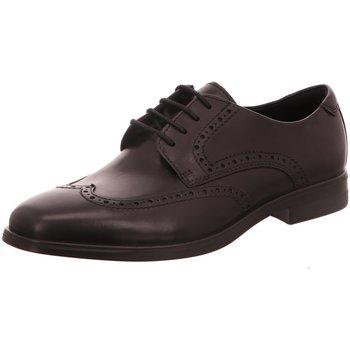 Schuhe Herren Derby-Schuhe Ecco Business Melbourne 621664.01001 schwarz