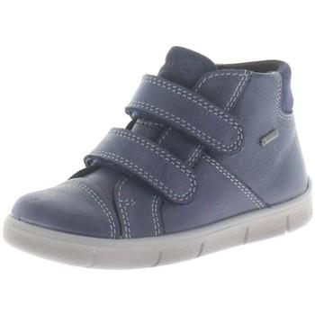 Schuhe Jungen Boots Superfit Klettstiefel 00423-80 blau