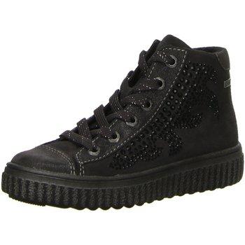 Schuhe Mädchen Boots Lurchi By Salamander High NAVINA-TEX 33-13202-25 grau