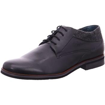 Schuhe Herren Derby-Schuhe Bugatti Business Abramo Exko 311598014000-1000 schwarz