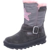 Schuhe Mädchen Schneestiefel Superfit Winterstiefel Winterstiefel GTX 9215-20 grau