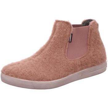 Schuhe Damen Boots Romika Stiefeletten NADINE HOME 04 68704143/020 rosa
