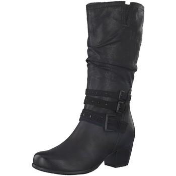 Schuhe Damen Klassische Stiefel Jana Stiefel 8-8-25300-21/001 schwarz