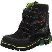 Schuhe Jungen Schneestiefel Ricosta Klettstiefel 5231100-091 schwarz