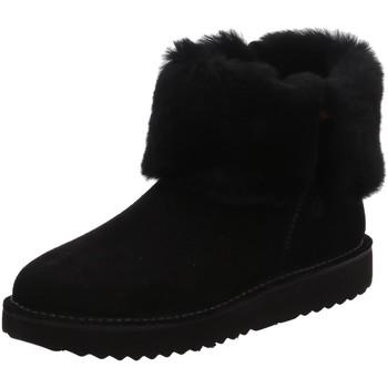 Schuhe Mädchen Schneestiefel Ricosta Stiefel Uma 9120100-091 schwarz
