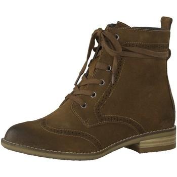 Schuhe Damen Boots Jana Stiefeletten Da.-Stiefel 8-8-25200-21 305 braun