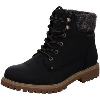 Schuhe Damen Schneestiefel Supremo Stiefeletten 7990105 navy blau