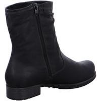 Schuhe Damen Low Boots Think Stiefeletten Denk 83010-00 schwarz