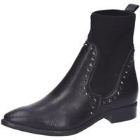 Schuhe Damen Low Boots Fabbrica Dei Colli Stiefeletten 2PLAY204 schwarz