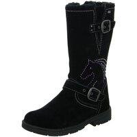 Schuhe Mädchen Schneestiefel Salamander Stiefel Schaftstiefel Warmfutter HEIDI-TEX 33-16522-21 schwarz