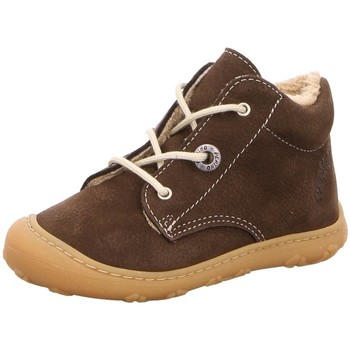 Schuhe Jungen Schneestiefel Ricosta Schnuerschuhe CORANY. 1221200-282-Corany braun