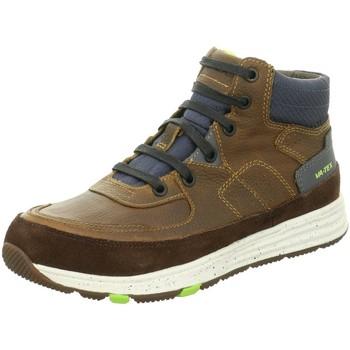 Schuhe Jungen Sneaker High Vado High Billy 83301 218 83301 218 braun