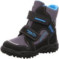 Schuhe Jungen Schneestiefel Superfit Klettstiefel Husky 3-09044-00 grau