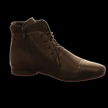 Schuhe Damen Boots Think Stiefeletten NV 3-83277-09 schwarz