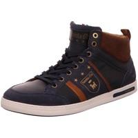 Schuhe Herren Sneaker High Pantofola D` Oro Mondovi Uomo Mid 10183018-29Y blau