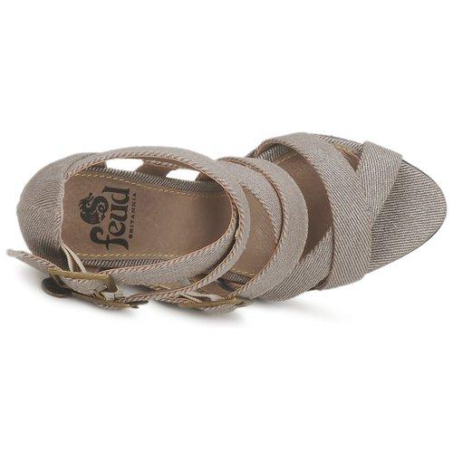 Feud WASP Maulwurf Sandaletten  Schuhe Sandalen / Sandaletten Maulwurf Damen 59,50 12ff56