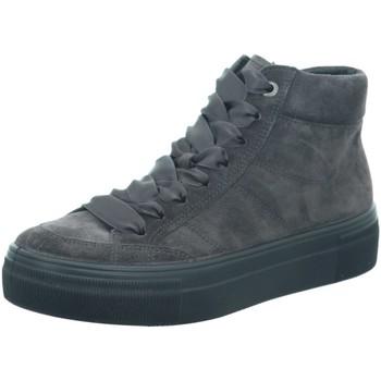 Schuhe Damen Boots Legero Stiefeletten vorischt neu mit ecc 3-09918-98 NL Progr grau