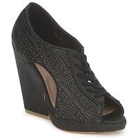 Schuhe Damen Ankle Boots Feud WHIP Schwarz