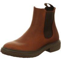 Schuhe Damen Boots Ecco Stiefeletten  CREPETRAY HYBRID L 20084301060 01060 braun