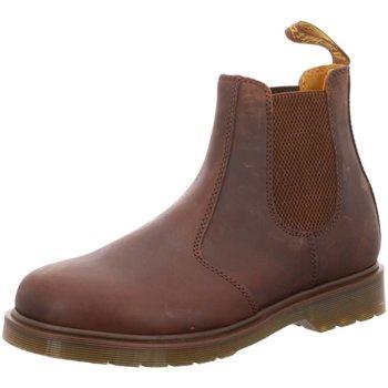 Schuhe Herren Boots Dr. Martens Airwair 16853201 braun
