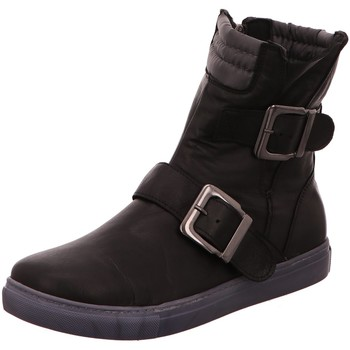 Schuhe Damen Schneestiefel Andrea Conti Stiefeletten 0342708-002 schwarz