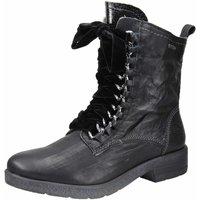 Schuhe Damen Boots Bugatti Stiefeletten 431328334139 1010 schwarz