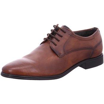 Schuhe Herren Richelieu Bugatti Schnuerschuhe 311590014100-6200 braun