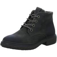 Schuhe Damen Schneestiefel Ecco Stiefeletten  CREPETRAY HYBRID L grau