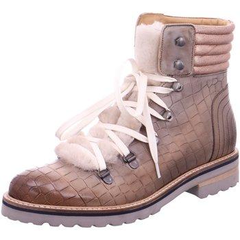 Schuhe Damen Boots Melvin & Hamilton Stiefeletten Bonnie 10 Bonnie 10 Morning grey beige