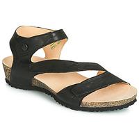 Schuhe Damen Sandalen / Sandaletten Think WANG Schwarz