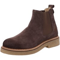 Schuhe Damen Low Boots Apple Of Eden Stiefeletten Dora14 braun