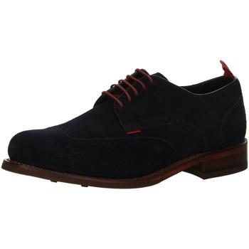 Schuhe Herren Derby-Schuhe Gordon & Bros Schnuerschuhe 5660 5660 blau