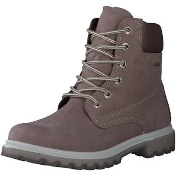 Schuhe Damen Boots Legero Stiefeletten 3-09660-57 lila