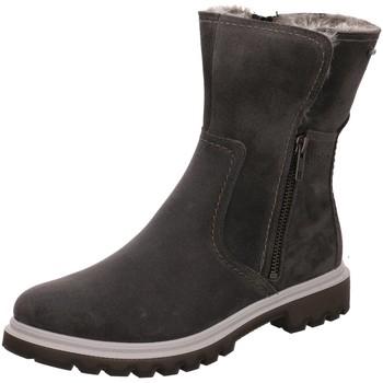 Schuhe Damen Schneestiefel Legero Stiefeletten 09665-21 grau