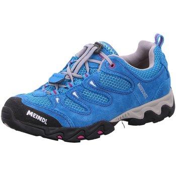 Schuhe Herren Laufschuhe Meindl Bergschuhe Tarango Junior 2057-18 blau