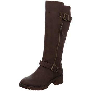 Schuhe Damen Stiefel Idana Stiefel Jane Klain 266393000/354 braun