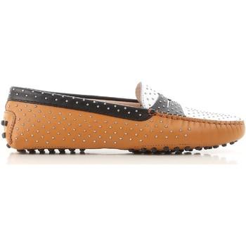 Schuhe Damen Slipper Tod's XXW00G0X360I0M0YZB multicolore