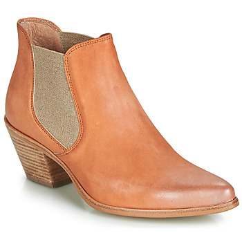 Schuhe Damen Boots Muratti DAMARYS Orange