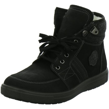 Schuhe Herren Schneestiefel Jomos 321702000 schwarz